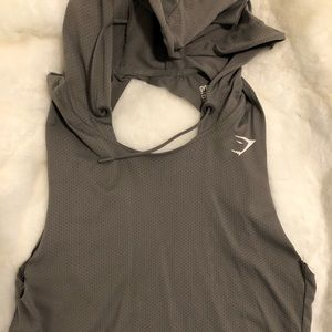 Gymshark Hooded Vest
